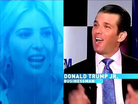 Rapid Fire With Donald Trump Jr I ET Now Exclusive