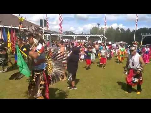 Pine Point Powwow 2016 - White Earth Anishinaabe Reservation