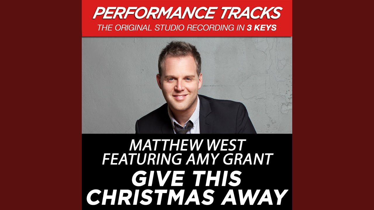 Give This Christmas Away (feat. Amy Grant) - YouTube