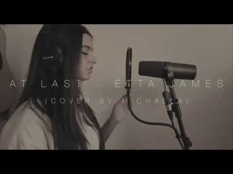 At Last - Etta James (Cover by MICHAELA)