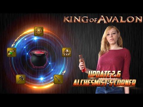 KoA - Update 2.6 The Alchemist