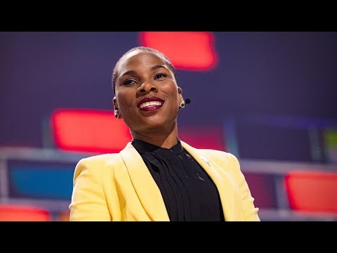Get comfortable with being uncomfortable | Luvvie Ajayi - YouTube