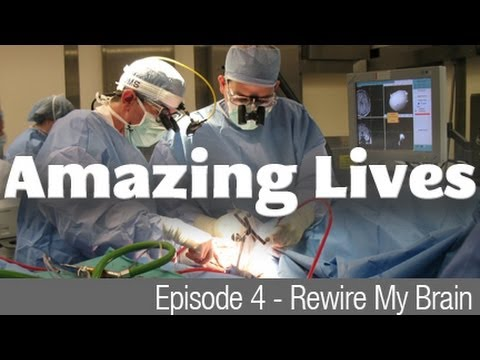 Amazing Lives - Rewire my brain - man has massive cancerous tumour growing deep inside his brain