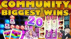 Community Biggest Wins #20 / 2020