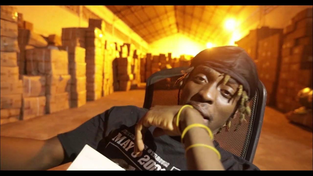 Kofi Mole - Mind Language Freestyle