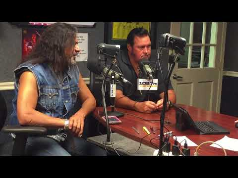 Alan Michael  52518  —  Honky Tonk Man & Jonathan Joss  —  Live in Studio