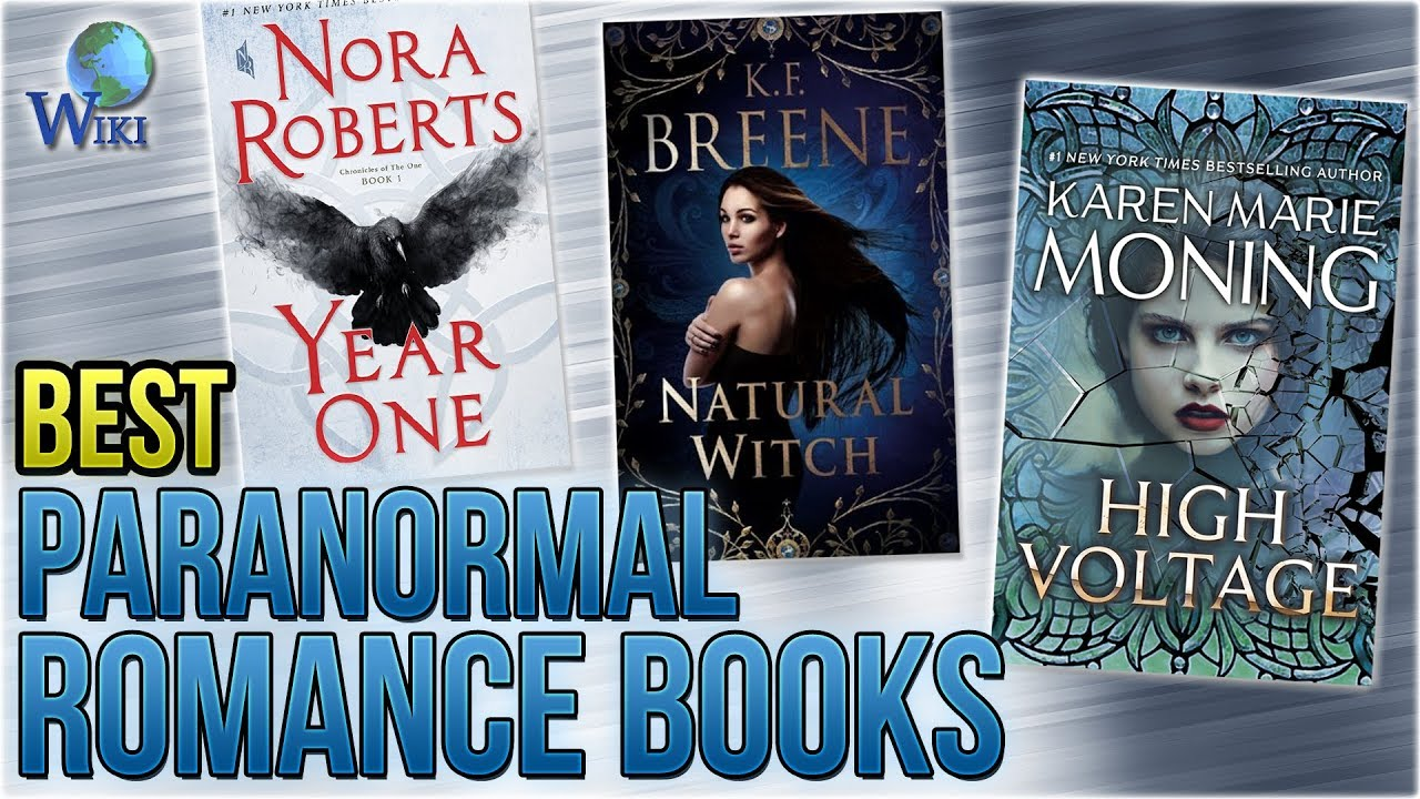 10 Best Paranormal Romance Books 2018 Youtube