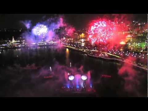 Resorts World Sentosa Grand Opening