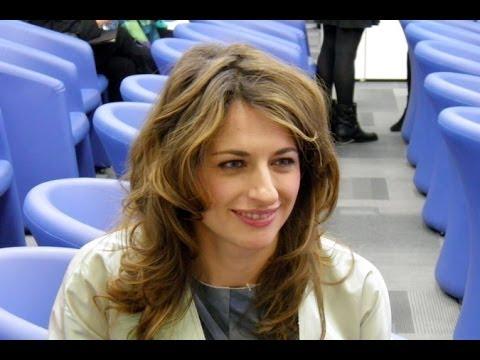 The Great Beauty: Интервью с Анитой Кравос (Anita Kravos Interview)