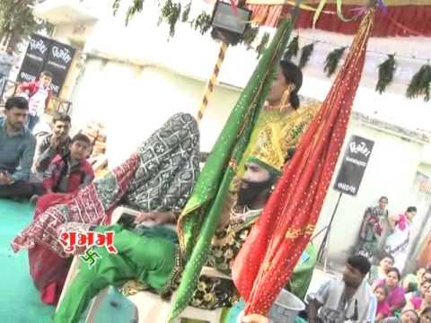 Jay Naklank Nejadhari Ramamandal Green Park Rajkot Part - 28