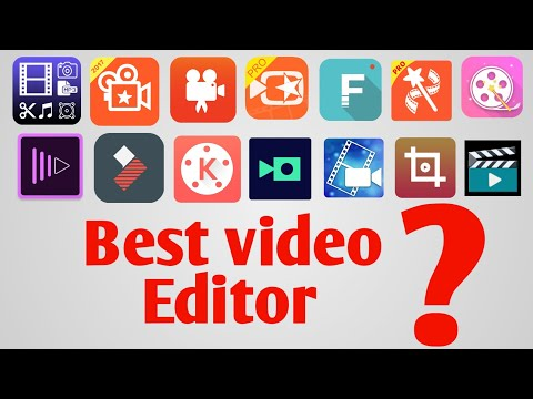 Top 4 best video editing app for Android (2017-2018)