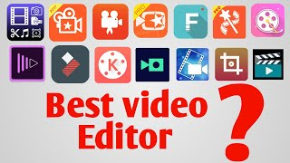 Top 4 best video editing app for Android 2018 | Best Professional Video Editors For Android 2018