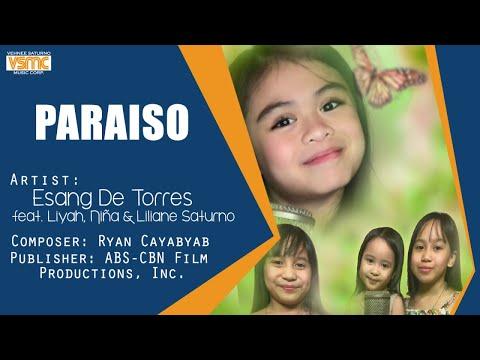 Esang De Torres Ft. Liyah, Niña, and Liliane Saturno - Paraiso (Official Lyric Video)