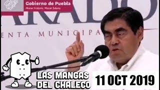 Las Mangas del Chaleco: Las renuncias de Medina Mora y Jesús Orta y las declaraciones de Barbosa