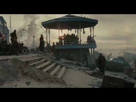 Atonement  Dunkirk Scene, Five minute single take tracking shot