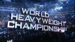 Batista vs Triple H (c) WHC Wrestlemania 21 (main event) part 1 4 - YouTube.flv