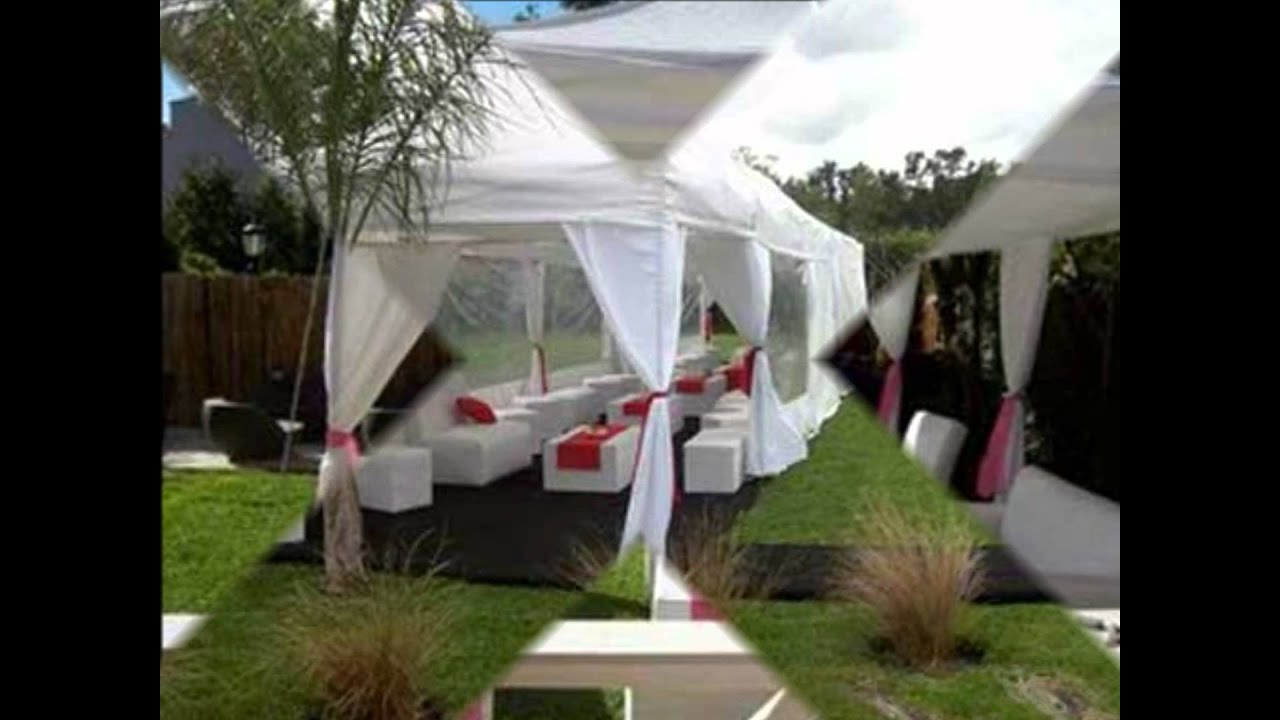 carpas para fiestas y eventos los robles youtube