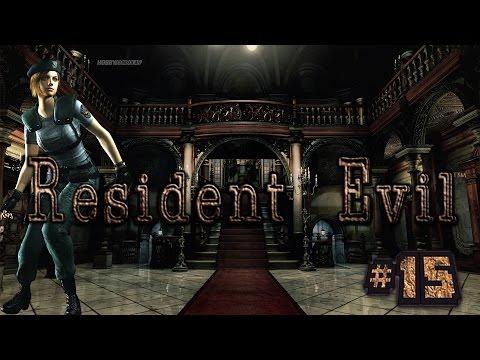 Let's Play - Resident Evil HD Remaster [Jill/German/HD] #15 - Black Tiger!
