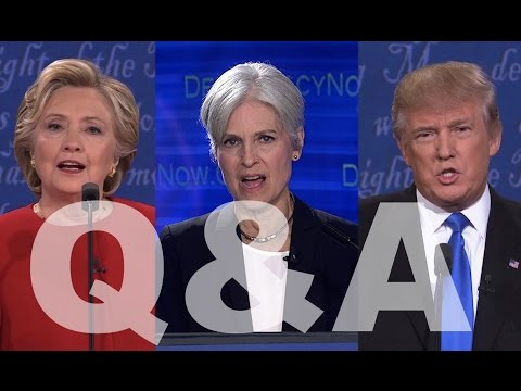 "Was Jill Stein's ""Expanding the Debate"" Strategy A Good Move? 
