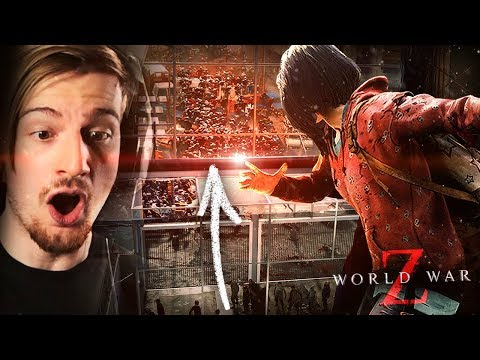 THERE ARE LITERAL SWARMS OF ZOMBIES. (This is amazing) || WORLD WAR Z: The Game (Part 1) thumbnail