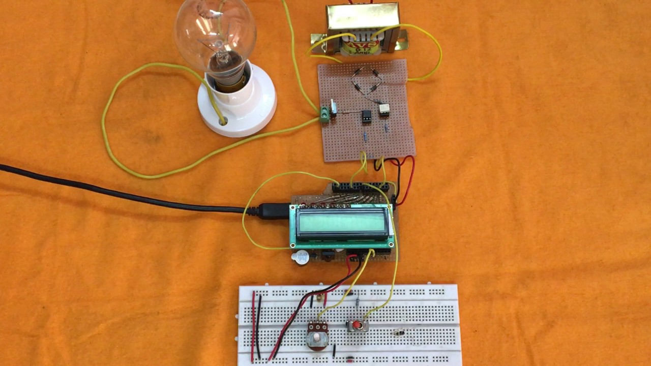 Ac Voltage Control Youtube Circuit For Relay Operation Using Darlington Pair Engineersgarage Engineers Garage