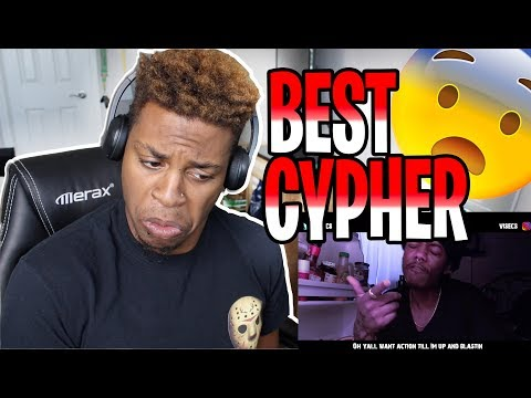 BEST CYPHER EVER?! Crypt - YouTube Cypher Vol. 2 ft. Mac Lethal, Quadeca, ImDontai & more