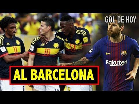 Primicia: Confirman colombiano al Barcelona | El mensaje contundente del Barca a Cristiano