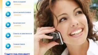 Голосовые приколы на телефон