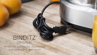 Binditz Attachable Cord Wrap | UT Wire