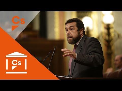Miguel Gutierrez. Debate de presupuestos, sobre equiparación salarial de FCSE