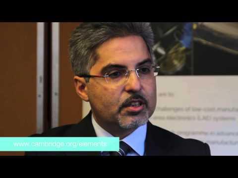 Ravinder Dahiya and Luigi Occhipinti introduce the Flexible and Large Area Electronics series