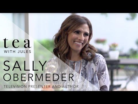 Tea with Jules - Jules Sebastian talks to TV Host, Blogger & Author Sally Obermeder
