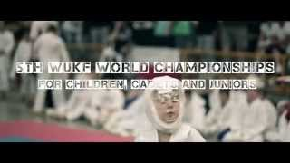 Final Promo 5th WUKF World Championships for Children, Cadets and Juniors - Szczecin, Poland 2014