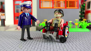 KARLCHEN KNACK #3 - Flucht ins Krankenhaus - Playmobil Polizei Film