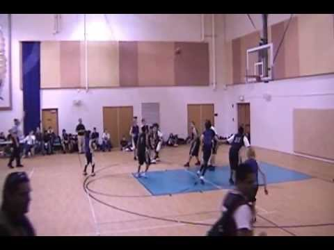 Eagle Valley Middle School vs Berry Creek Middle School - 2009 Basketball Championship