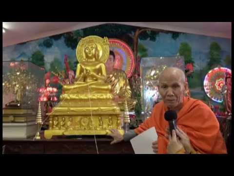 Self Interview 14 - Offer Buddha image to Vietnamese temple Phước Hậu