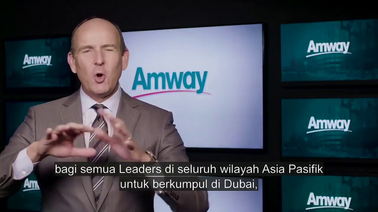 The First Ever! Amway Leadership Seminar APAC Dubai 2019 [ IND subtitle ]