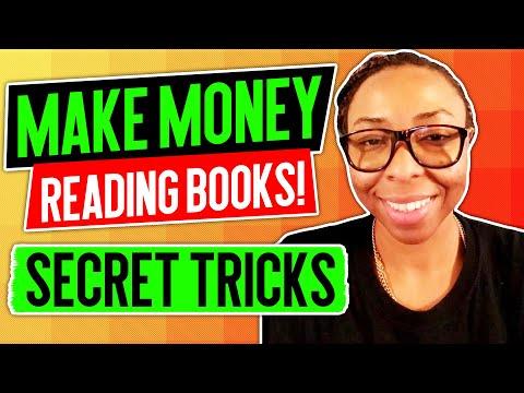 Make Money Reading Books! Passive Income Secrets