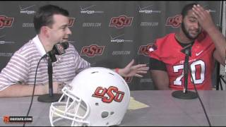 Media Day 2011: Jonathan Rush
