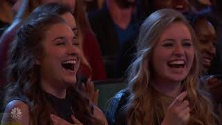 59 America's Got Talent 2016 Ryan Beard Hilarious Comedic Musician Full Audition Clip S11E05