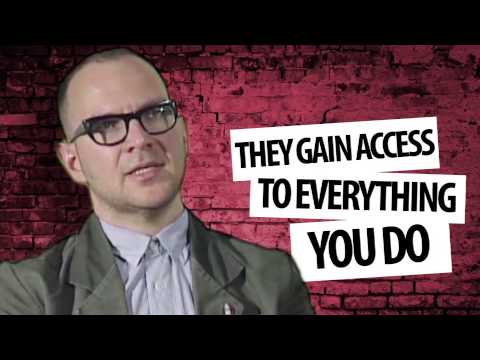 Cory Doctorow on the debate about internet censorship