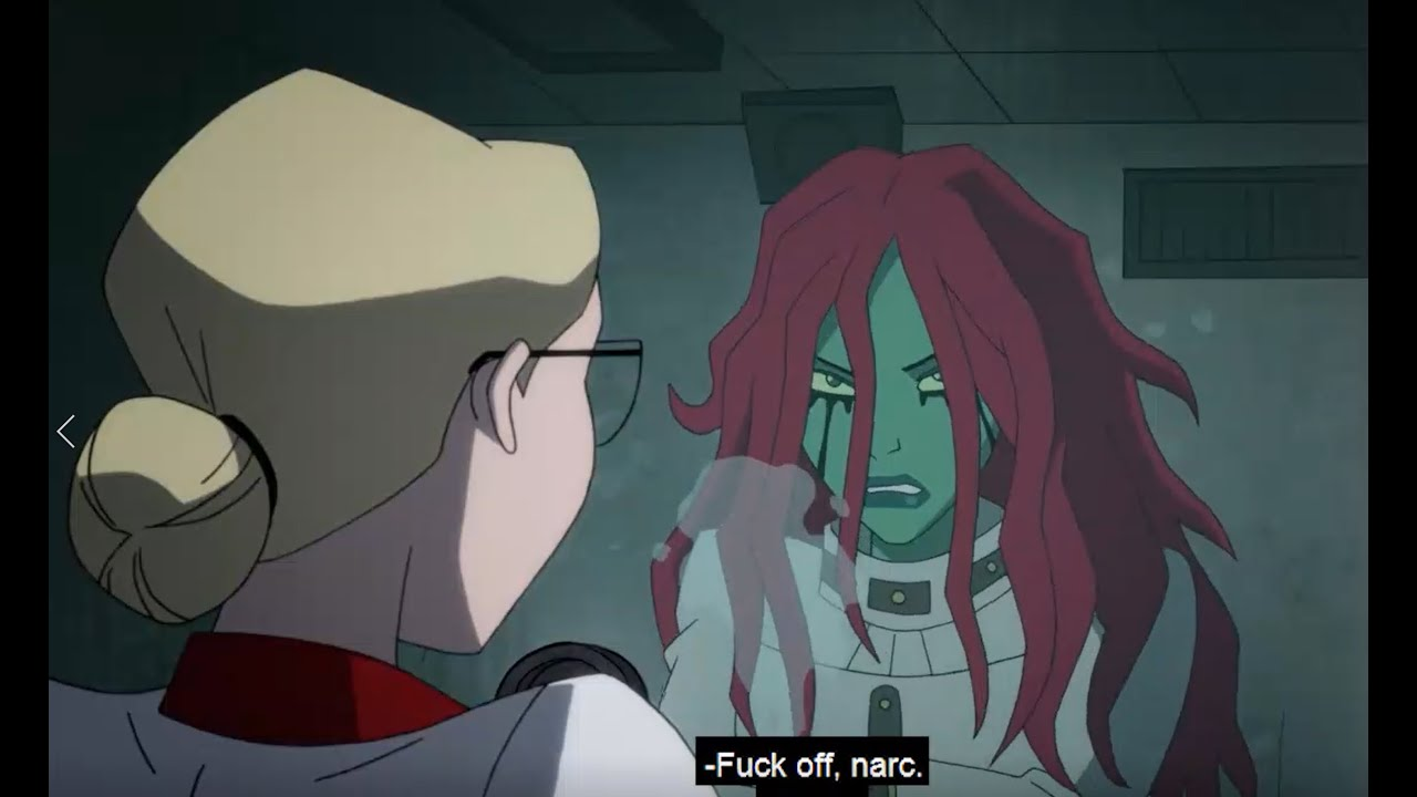 """Download Harley Quinn 2x06 """"Harley meets Ivy for the first time"""" Subtitle/HD"""