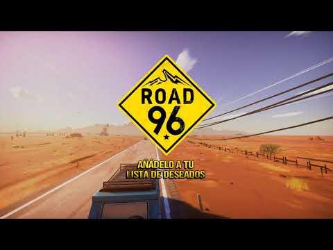 Road 96 - Trailer de presentación The Game Awards