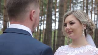 романтический свадебный клип