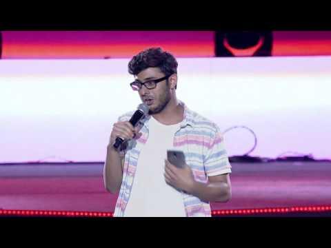 Carryminati @ YouTube FanFest India 2017