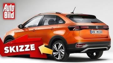 VW Nivus (2020): Coupé - SUV - Infos - neu