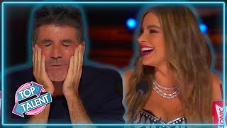 MOST HILARIOUS Auditions On America's Got Talent 2021! | Top Talent