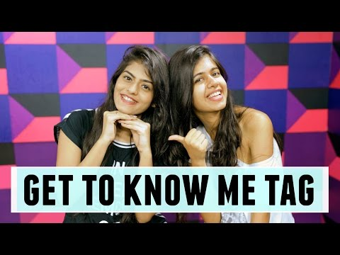 Get To Know Me Tag with Sejal Kumar