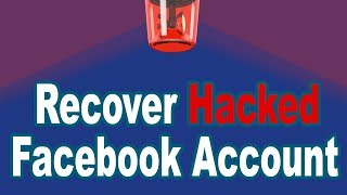 Latest Way To Recover Hacked Facebook Account