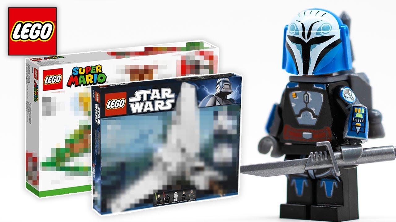 ZESTAWY LEGO na 2021 ROK
